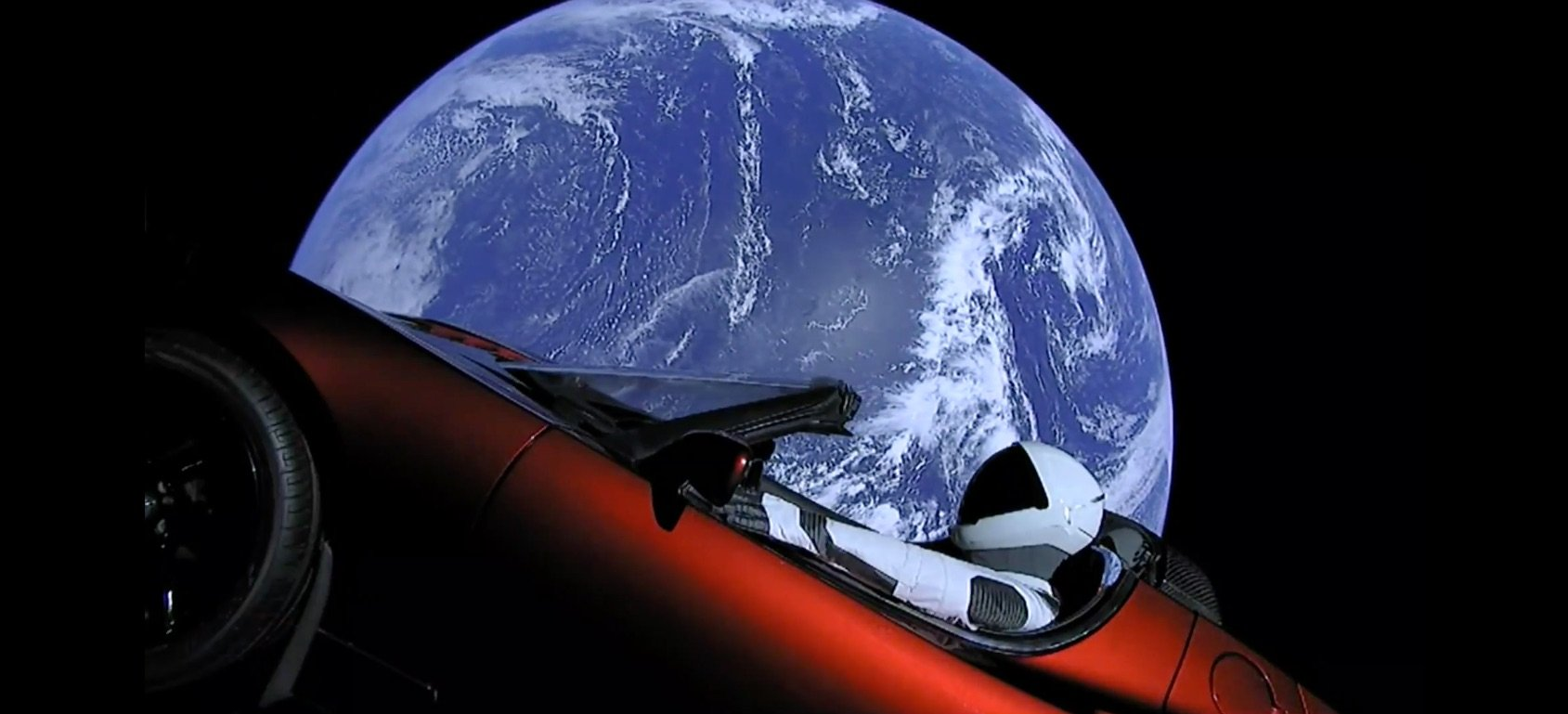 Falcon Heavy Tesla SpaceX